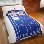 King Size Doctor Who TARDIS Duvet Cover Set from BBC Worldwide