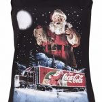 Women's Coca-Cola Holidays Are Coming Christmas Vest