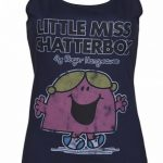 Women's Little Miss Chatterbox Vest