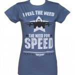 Women's Top Gun Need For Speed T-Shirt