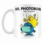 Mr Photobomb Mr Men Mug