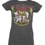 Women's My Little Pony Rocks Dark Heather T-Shirt