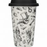 Alice In Wonderland Victoria & Albert Museum China Travel Mug