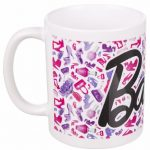 Barbie Logo Mug