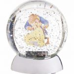 Beauty And The Beast Disney Light Up Globe