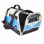 Blue VW Campervan Pet Carrier