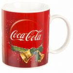 Coca-Cola Christmas Mug And Box