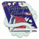 Coven Club Enamel Pin from Punky Pins