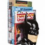 DC Comics Ceramic Batman Head Bookend