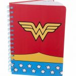 DC Comics Wonder Woman Costume A5 Notebook