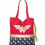 DC Comics Wonder Woman Costume Tote Bag