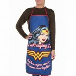 DC Comics Wonder Woman Quote Apron