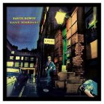 David Bowie Ziggy Stardust 12 Album Cover Print""