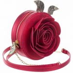 Disney Beauty And The Beast Enchanted Rose Cross Body Bag from Danielle Nicole