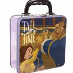 Disney Beauty And The Beast Tin Tote