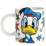 Disney By Britto Donald Duck Mug