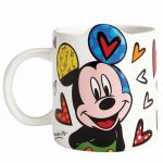 Disney By Britto Mickey Mouse Boxed Mug