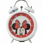 Disney Minnie Mouse Alarm Clock