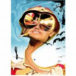 Fear And Loathing In Las Vegas 11.7 x 16.5″ Art Print""