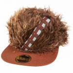 Furry Star Wars Chewbacca Baseball Cap