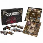 Game Of Thrones Cluedo Game Set