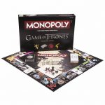 Game Of Thrones Monopoly Game Set