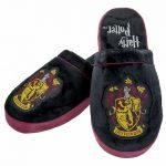 Harry Potter Gryffindor Crest Slip On Slippers
