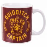 Harry Potter Gryffindor Quidditch Captain Mug