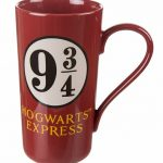Harry Potter Hogwarts Express Latte Mug