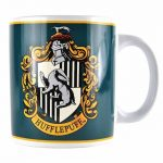 Harry Potter Hufflepuff Crest Boxed Mug
