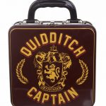 Harry Potter Quidditch Captain Tin Tote Bag