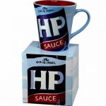 Heinz HP Sauce Collectors Mug
