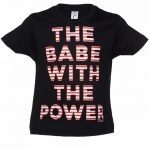 Kids Labyrinth Babe With The Power T-Shirt