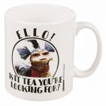 Labyrinth Worm Ello Is It Tea You're Looking For Boxed Mug