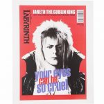Labyrinth Jareth Your Eyes Can Be So Cruel 11 X 14″ Art Print""