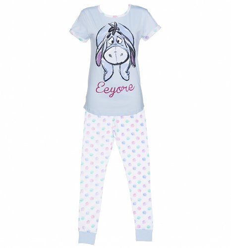 Maybe all Eeyore needs is a hug and a good night s sleep! We are seriously  loving these adorable Winnie The Pooh pyjamas 584e1eac72