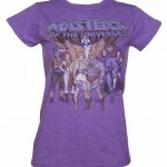 Women's He-Man and She-Ra Masters of the Universe T-Shirt