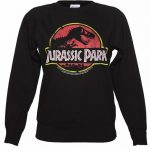 Women's Jurassic Park Logo Sweater