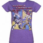 Women's Transformers More Than Meets The Eye T-Shirt