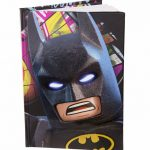 LEGO Batman Light Up Notebook
