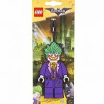 LEGO Batman The Joker Luggage Tag