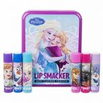 Lip Smacker Frozen Winter Hugs Tin with 6 Lip Balms