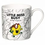Little Miss Busy Boxed Mug