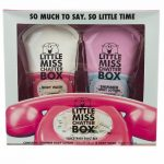 Little Miss Chatterbox Body Wash And Shimmer Body Lotion Gift Set