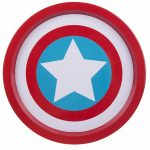 Marvel Comics Captain America Metal Tray