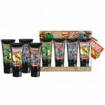 Marvel Comics Heroes Bath And Body Travel Set