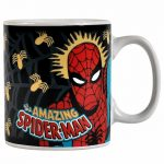 Marvel Comics Spider-Man Heat Changing Mug