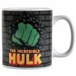 Marvel Comics The Incredible Hulk Heat Changing Mug