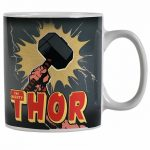Marvel Comics Thor Heat Changing Mug