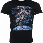 Men's Black Europe The Final Countdown T-Shirt